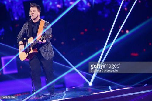 MILAN, ITALY - MAY 04: Samuel Pietrasanta performs live at... #pietrasanta: MILAN, ITALY - MAY 04: Samuel Pietrasanta… #pietrasanta