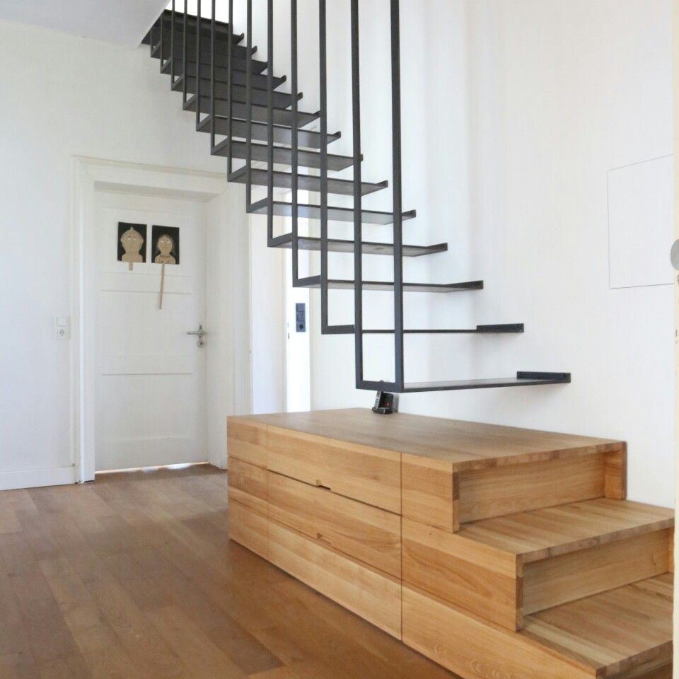 #stairs #rawsteel #modern #minimalistic #handcrafted