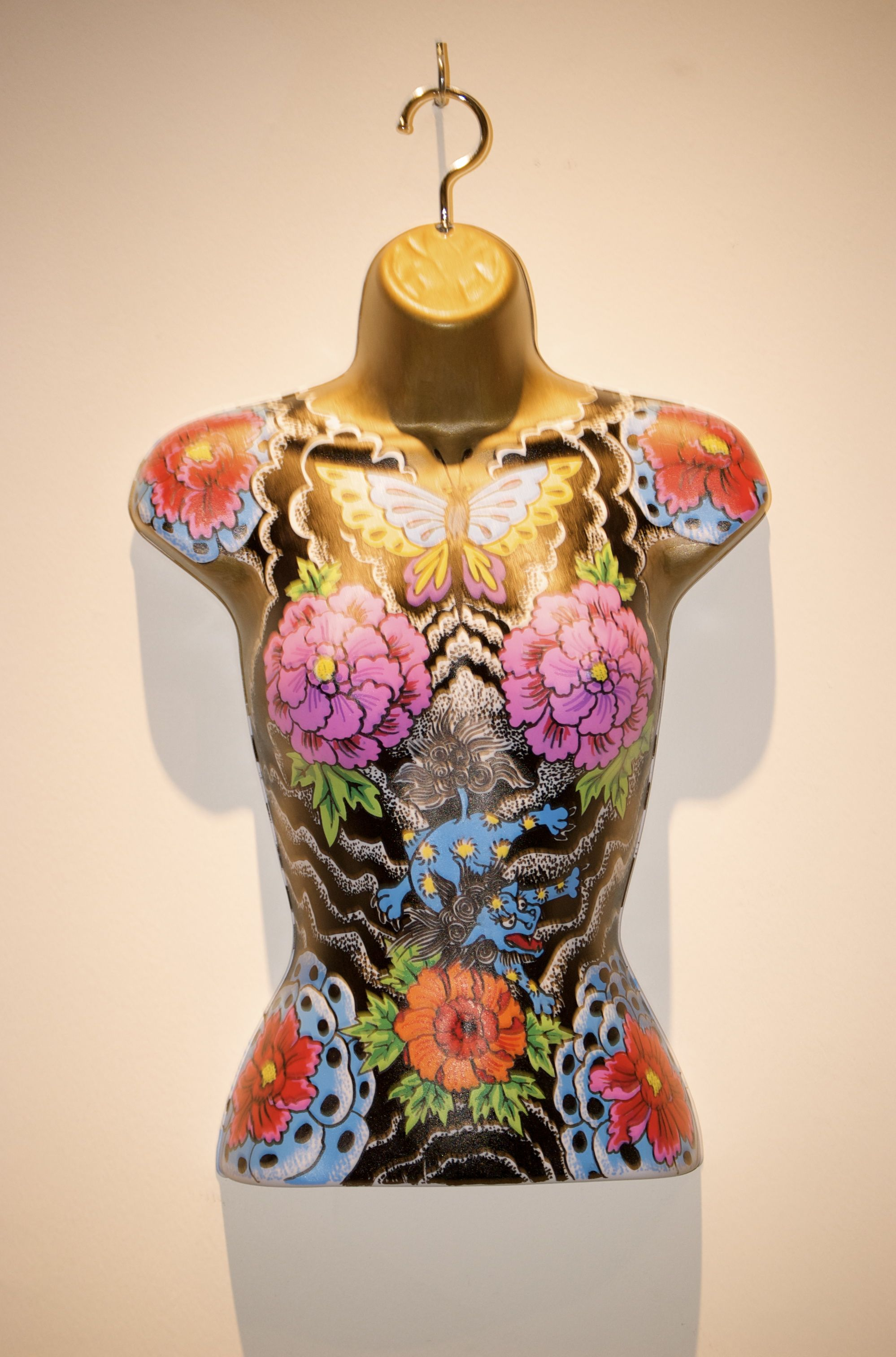 Art breast study