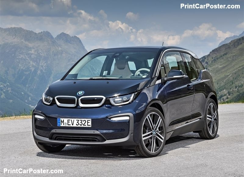 Bmw I3 2018 Poster Id 1320364 In 2020 Bmw I3 Bmw Electric Cars
