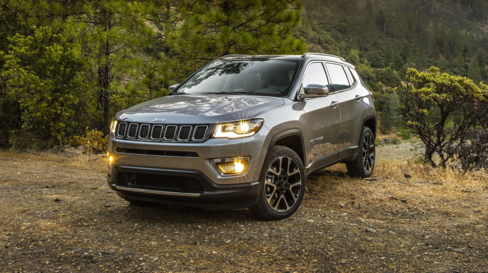 2020 Jeep Compass Review Pricing And Specs 2017 Jeep Compass