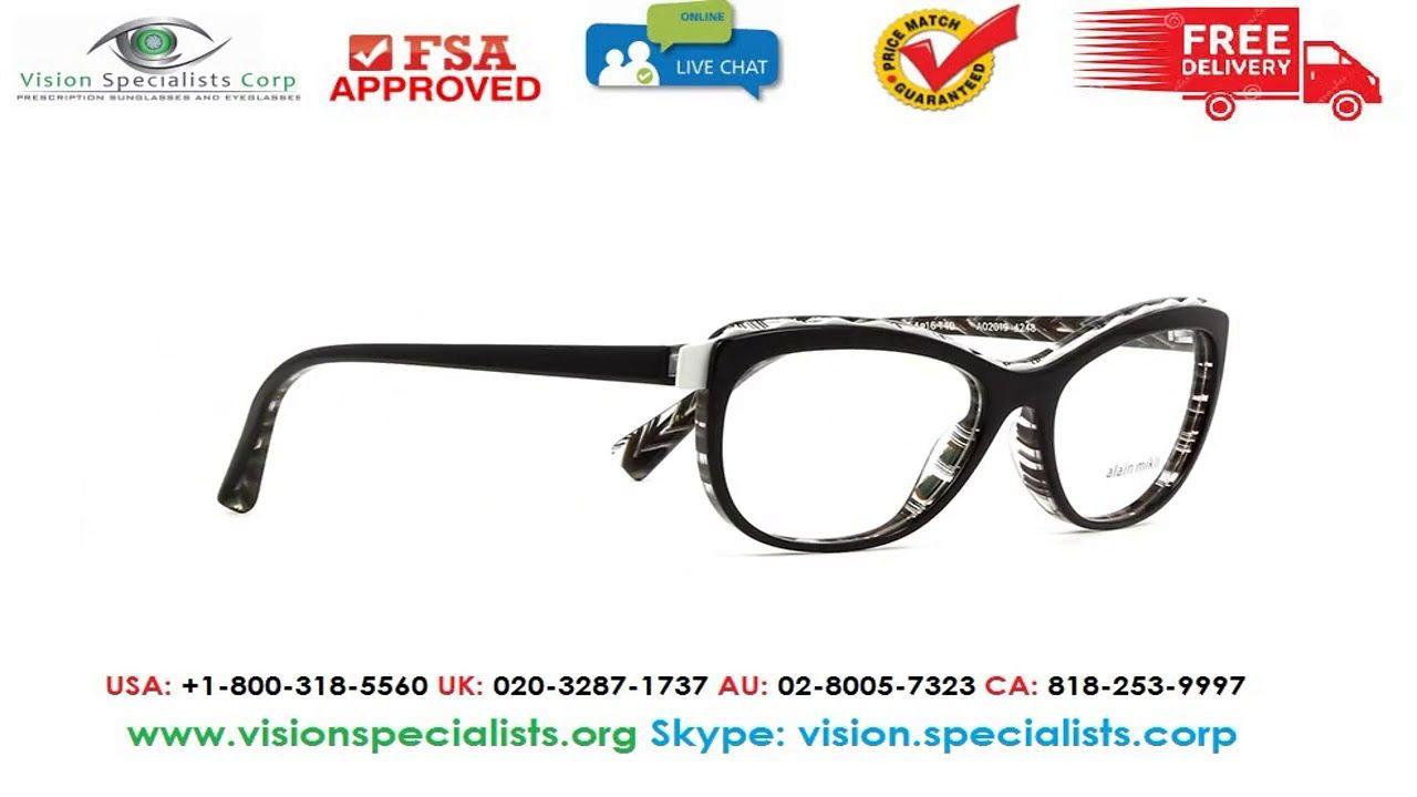 7463f192ea Alain Mikli A02019 4248 Glasses