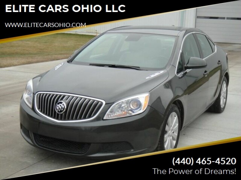 Used 2016 Buick Verano For Sale In Solon Oh 44139 Kelley Blue Book In 2020 Buick Verano Buick Blue Books