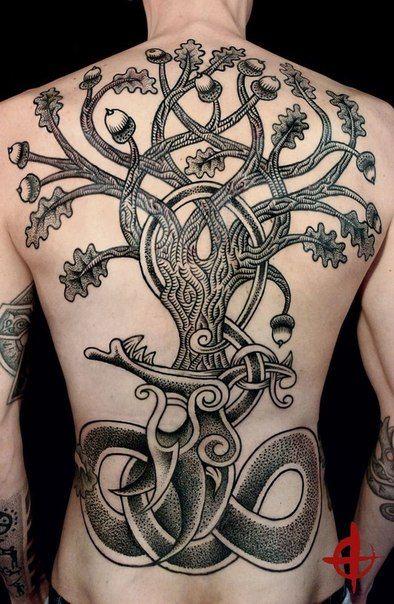 Yggdrasil Tattoo Pinterest Tattoos Viking Tattoos And Norse