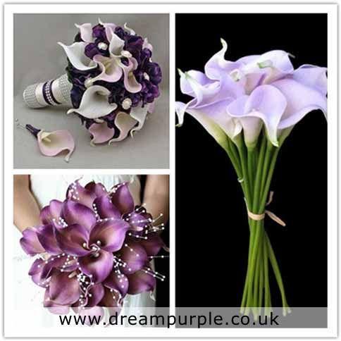 Lavender Calla Lily from Dreampurple #Purple #Bouquets