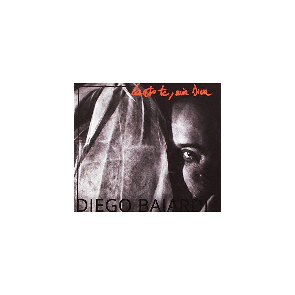 Diego Baiardi - Canto Te Mia Diva (CD)