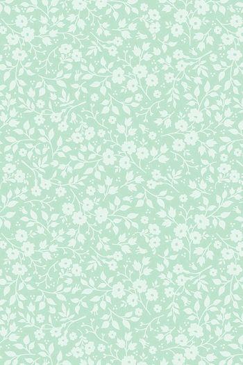 Nature Green Wallpaper Design