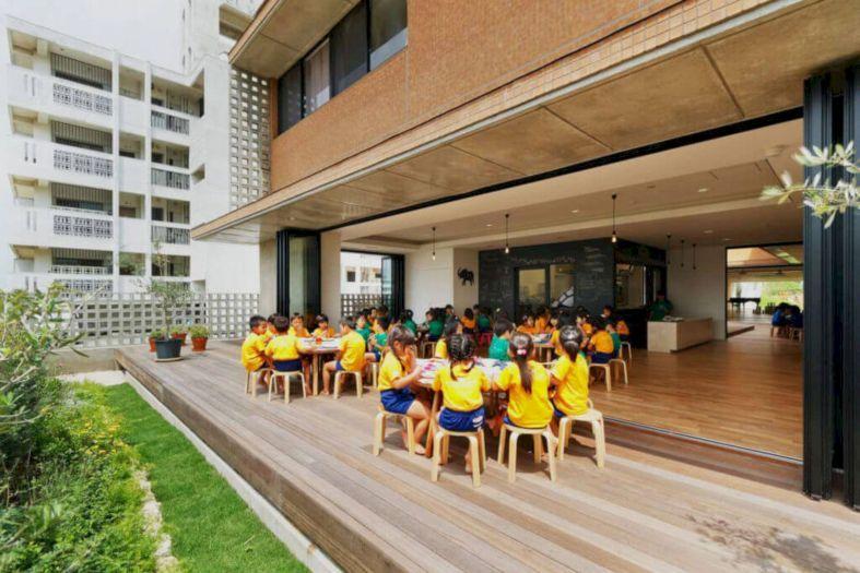 hz kindergarten and nursery emphasizing miyakojima s tradition and