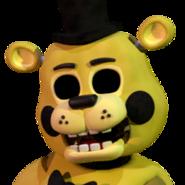 Yellow Bear Skin Shop Png 77 Kb Freddy Toys Yellow Black Top Hat