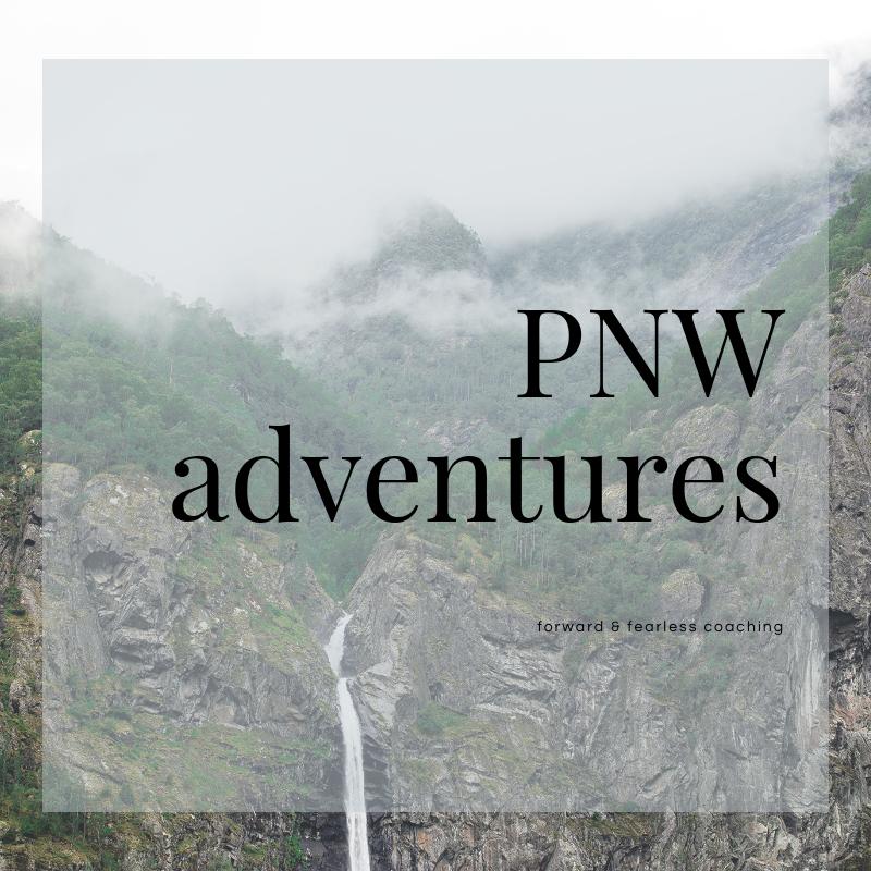 I'm a west coast adventure kid, meaning I was raised