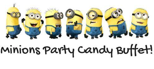 Imagen de http://www.sweetcitycandy.com/blog/wp-content/uploads/2015/07/Minions-Party-Candy-Buffet1.jpg.