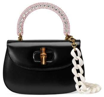 aad25911497 Gucci Medium Classic 2 Top Handle Shoulder Bag