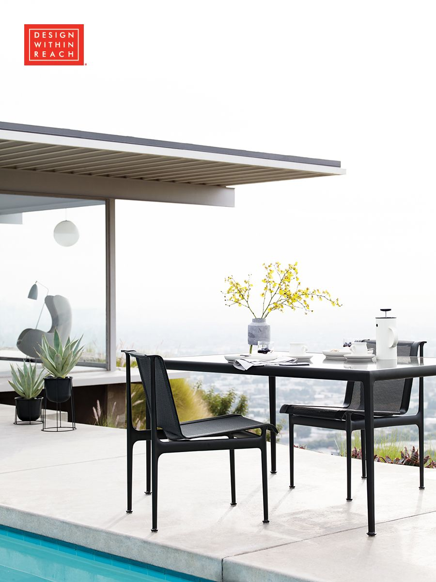 design within reach outdoor furniture. Shop The Authentic 1966 Collection Dining Chair By Richard Schultz For Knoll, From A Of Midcentury Modern Outdoor Furniture Made Materials Design Within Reach U