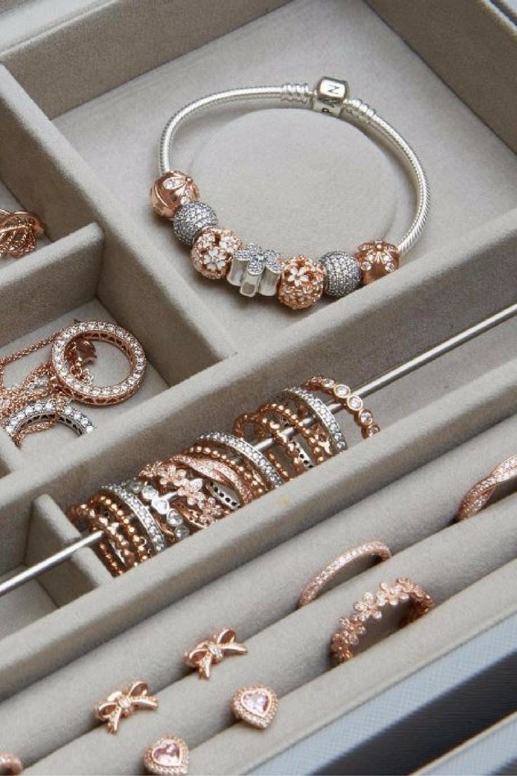 Fill your jewelry box with warmth and color. #PANDORATexas ...
