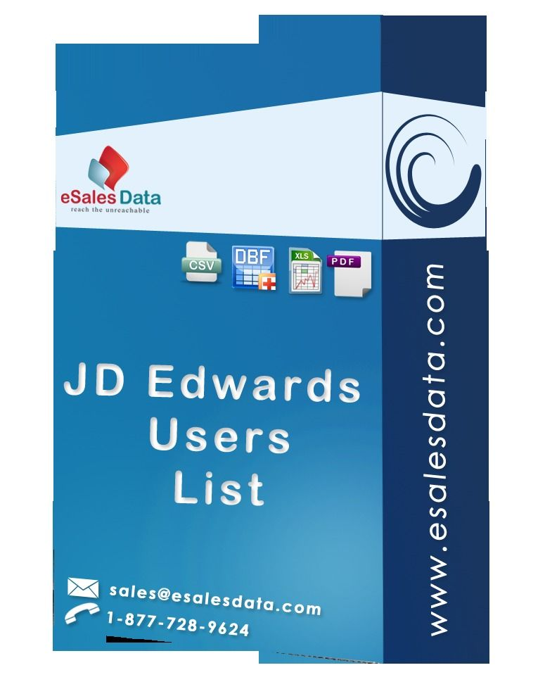 Get Opt-in JD Edwards Customers List