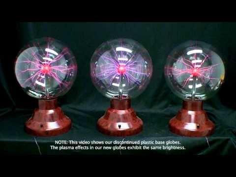 Museum Sized Plasma Globes Aurora Plasma Design Plasma Globe Globe Plasma