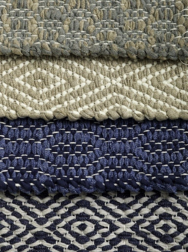 Contemporary Swedish Rag Rugs Cloth Making Pinterest