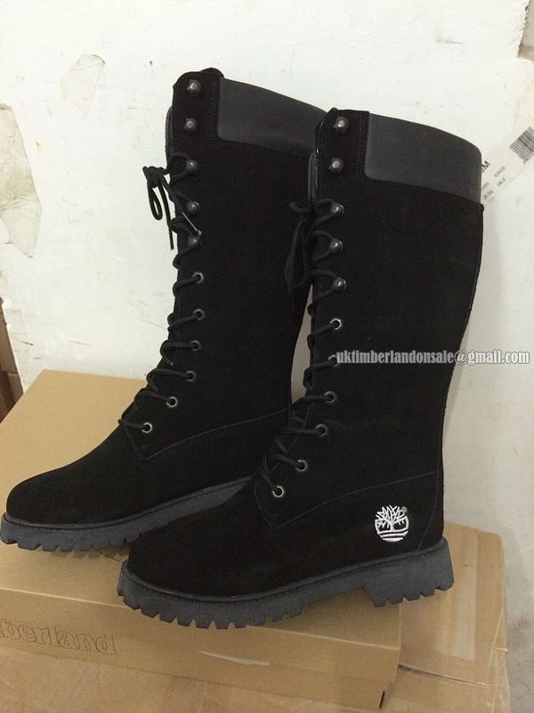 0225cb0d847b Timberland Winter Women s 14 Inch Waterproof Long Boots All Black   80.00