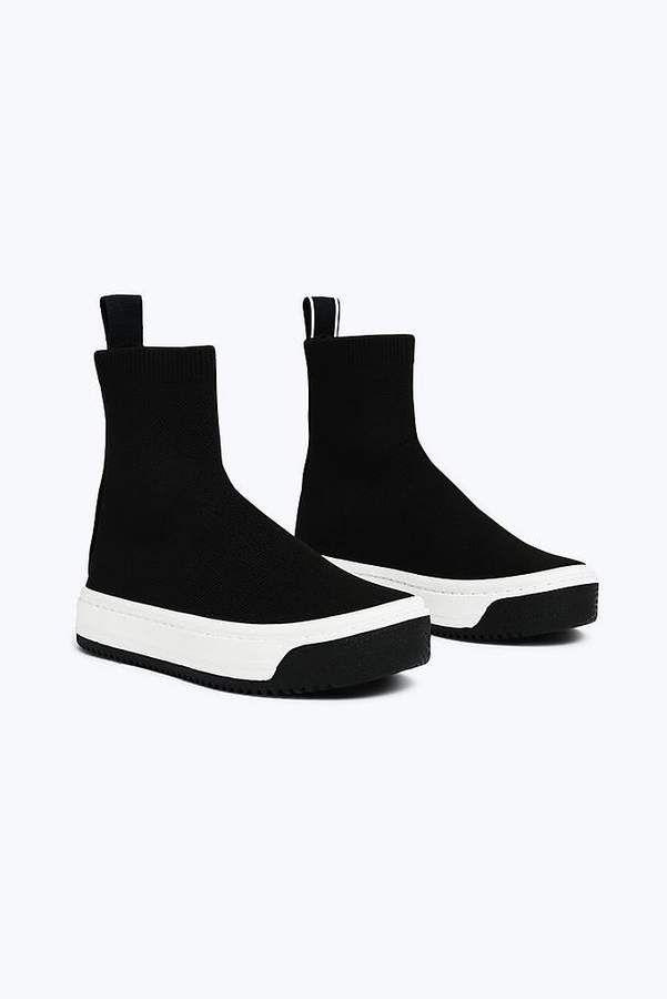 Marc Jacobs Dart Sock Sneaker (With