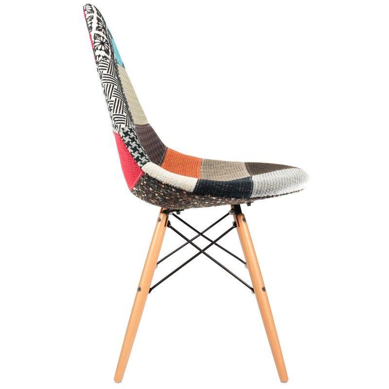 Belles Chaises Charles Eames Copie Modele Dsw 8 Couleurs Disponibles Et En Stock En France Chaise Charles Eames Eames Charles Eames