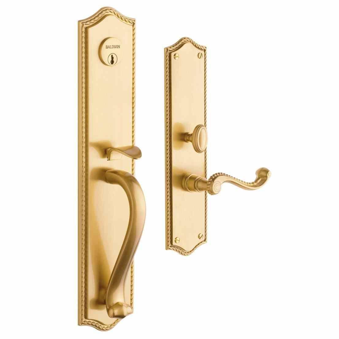 Pin On Entrance Door Lockset