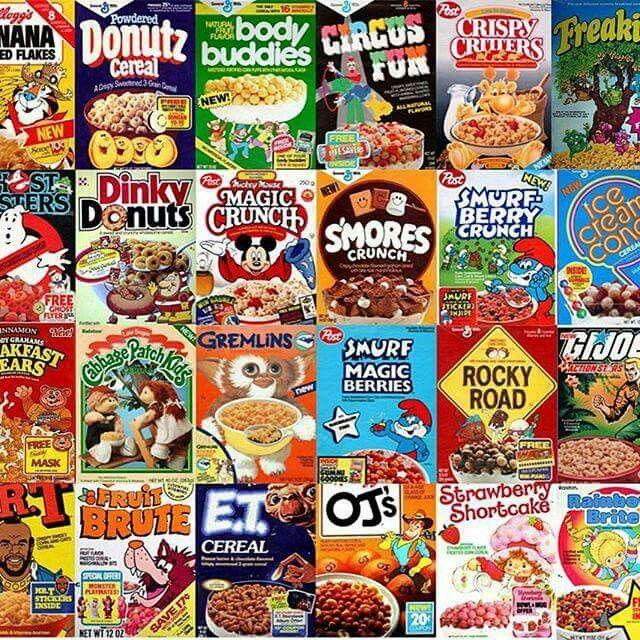 Best Cereal, Crunch Berries