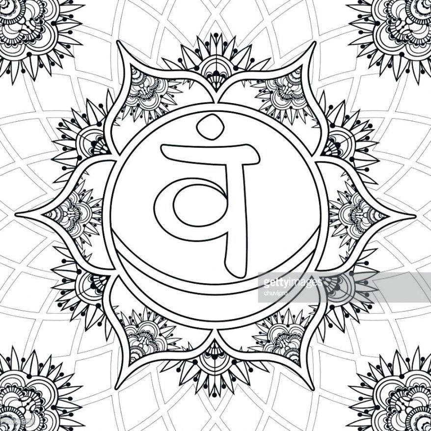 Coloring: Chakra 2 Large Size Of Coloring Pages Mandala Amazing Page ...