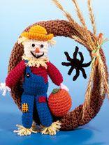 Fall Wreath crochet pattern free download