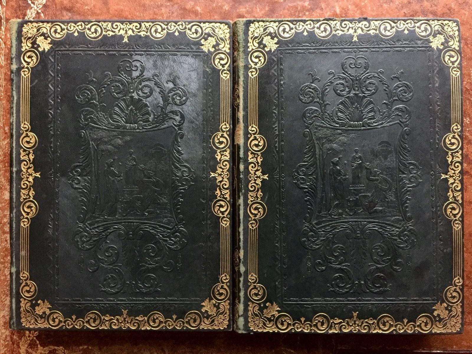 Landscape Illustrations of the Waverley Novels in 2 Vols 1832 - Stunning Set https://t.co/jlbck5yADB https://t.co/xpw1itet8V