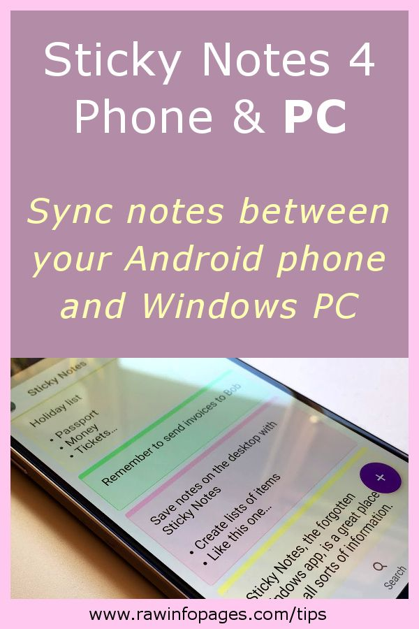 How to sync Windows Sticky Notes with OneNote on your