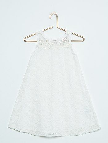 Robe de mariage fille kiabi