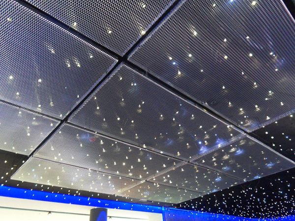 Window Ceiling decorative mesh for suspended ceiling - masewa. make individual