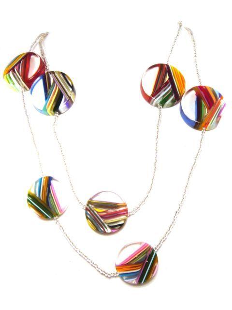 SOBRAL Cascade LONG Necklace by Jackie Brazil - Stunning!   eBay