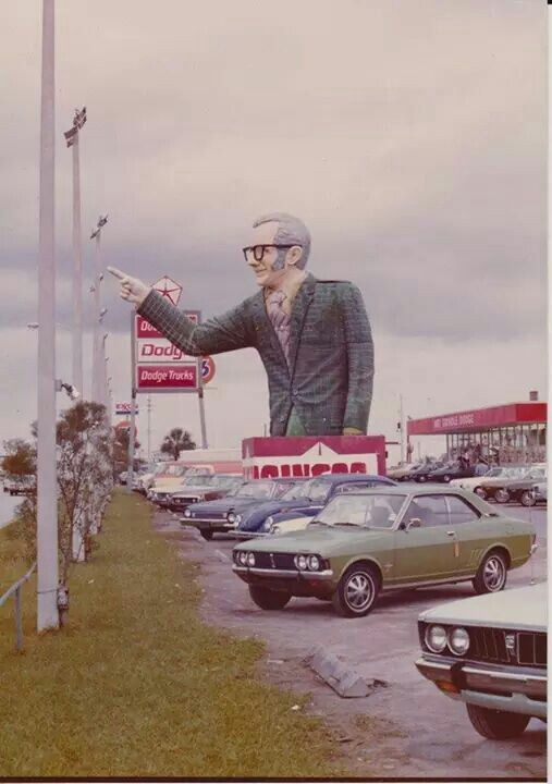 orlando florida archives art grindle i wanna sell you a car his arm moved up and down old florida vintage florida orlando strong orlando florida archives art grindle