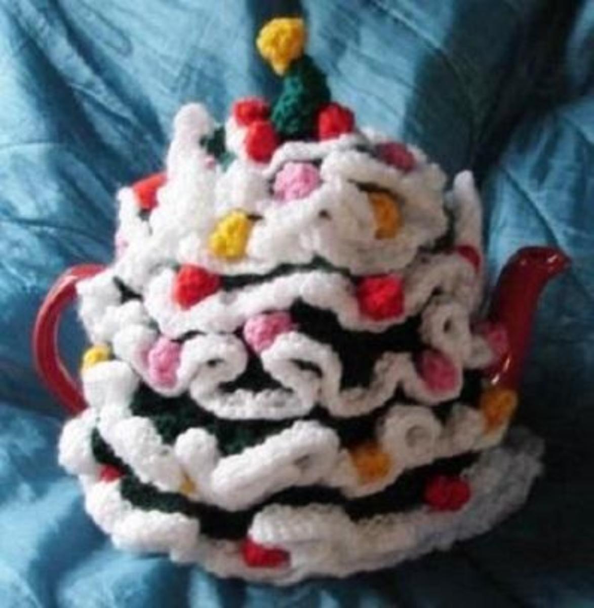 Christmas tree tea cosy knitting pattern tea cosy knitting christmas tree tea cosy knitting pattern bankloansurffo Choice Image