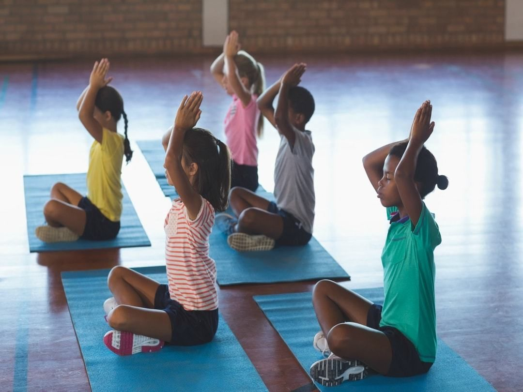 Follow The Drinking Gourd A Kid S Yoga Lesson Plan With
