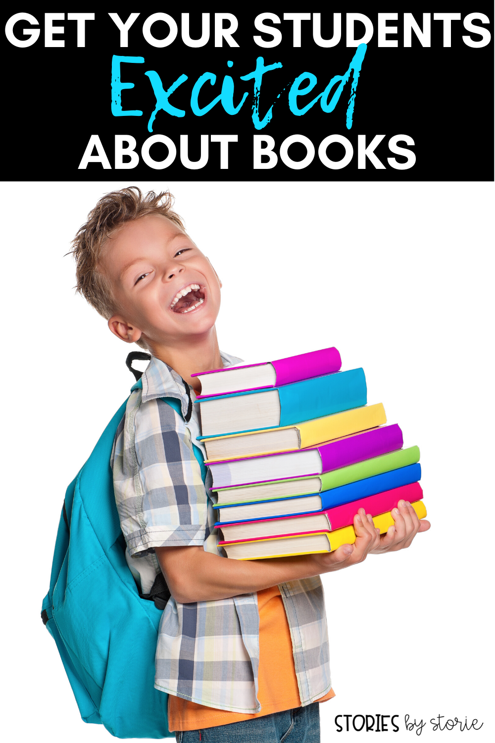 Ways To Get Your Students Excited About Books Student Writing Crafts Books