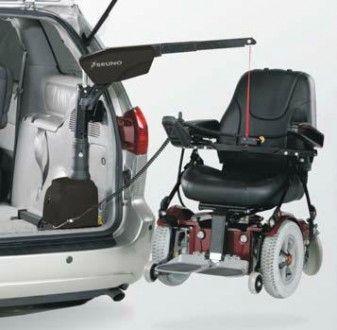 Robot Chargeur Ou Grue De Coffre Notre Metier Votre Mobilite Fauteuil Roulant Manuel Grue Chaise Roulante