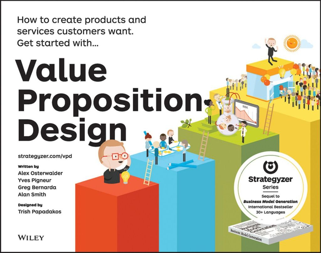 Value Proposition Design How To Create Products And Services Customers Want Ebook Value Proposition Business Model Canvas Business Books