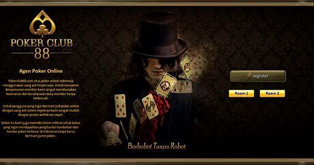 Let's go play www.pokerclub88.com | Poker, Kartu, Tampa