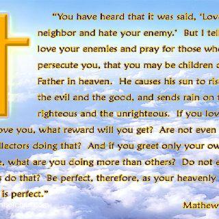 Word of God!!