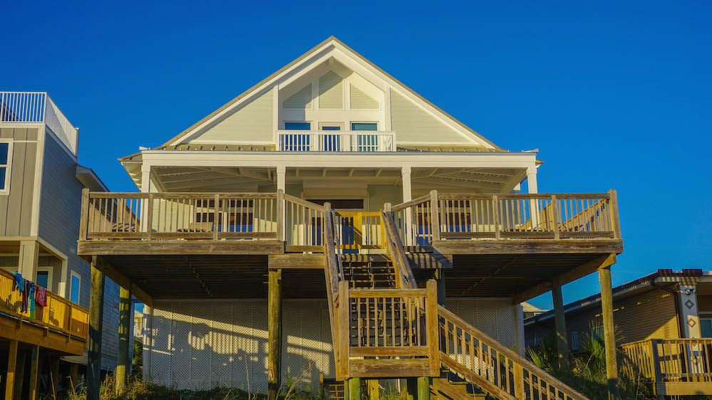 panama city beach beach houses for rent
