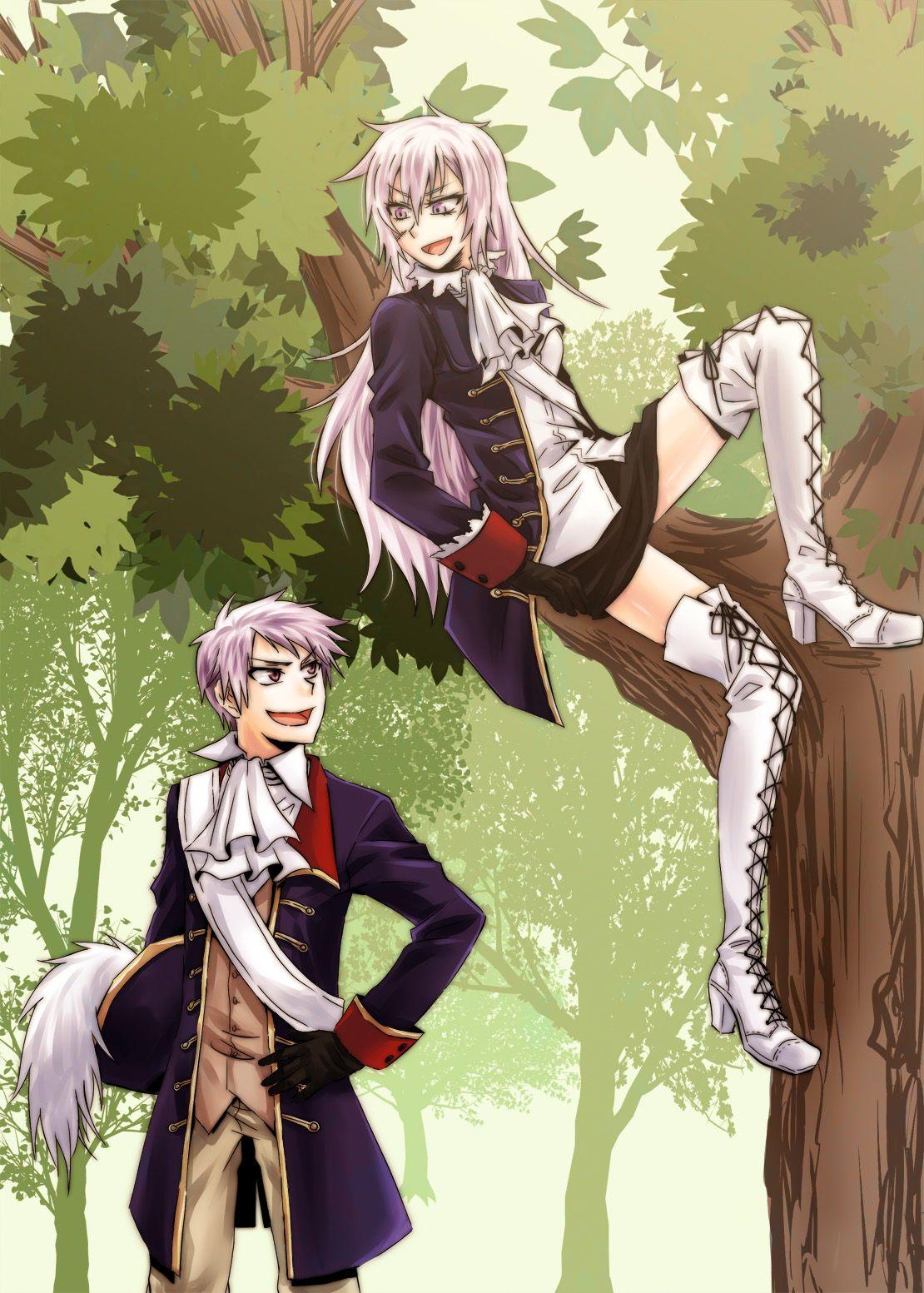Prussia & fem!prussia