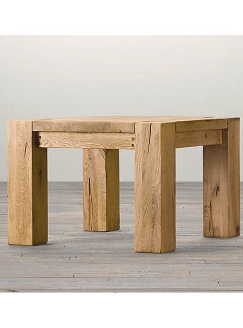 Handmade Italiano il nuovo tavolino da salotto in legno massello ...
