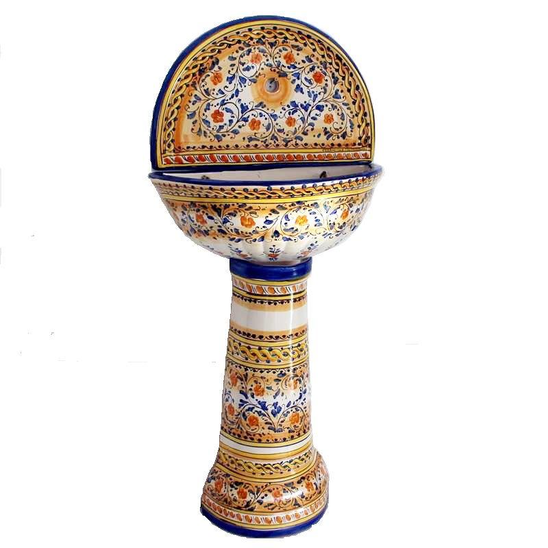 Oggetti Ceramica Di Caltagirone.Fontane Archivi Ceramiche Di Caltagirone Sito Ufficiale Vendita