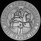 Mince: 10 EURO/2013 - Národná banka Slovenska - BK