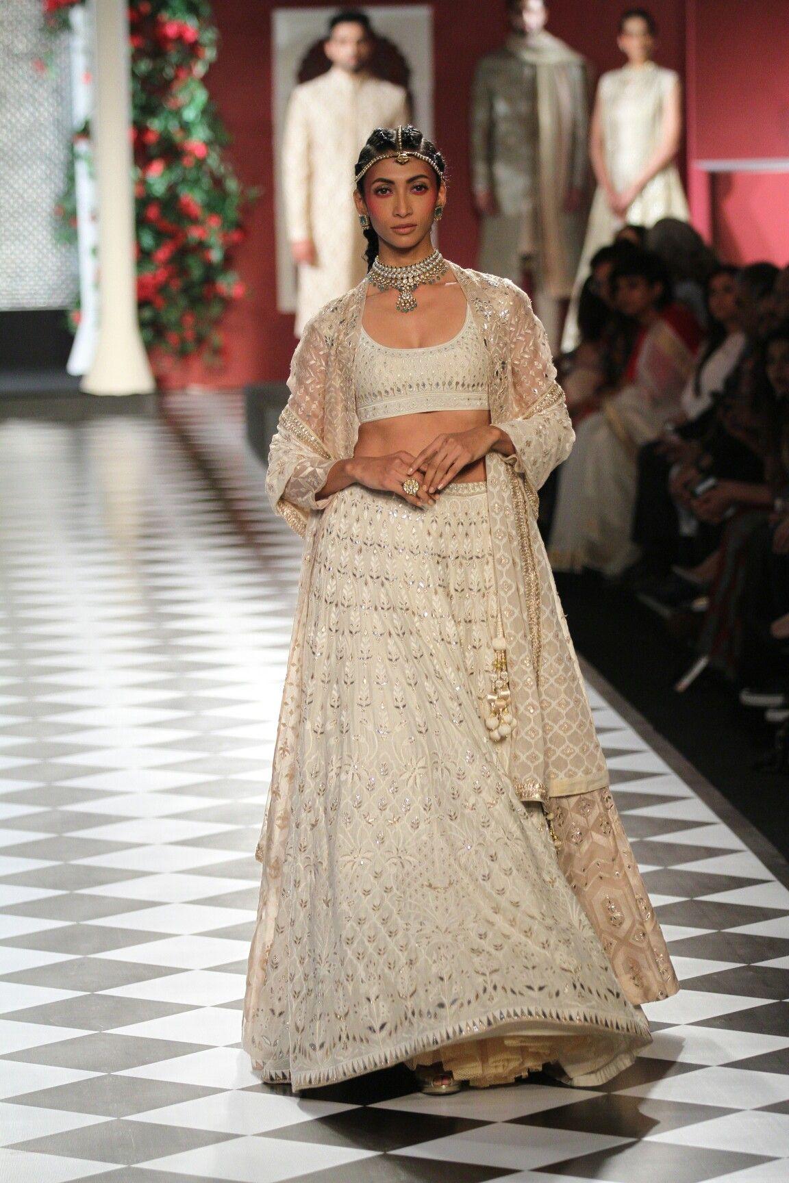 EpicLove AnitaDongre Bridal Couture style fashion gotapatti