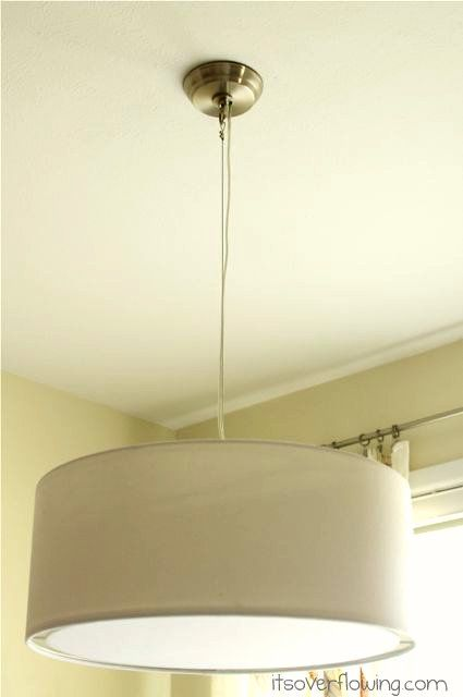 West Elm Light How To Convert A Plug Electrical Wire Hardwired Ceiling Fixture Tutorial At Itsoverflowing