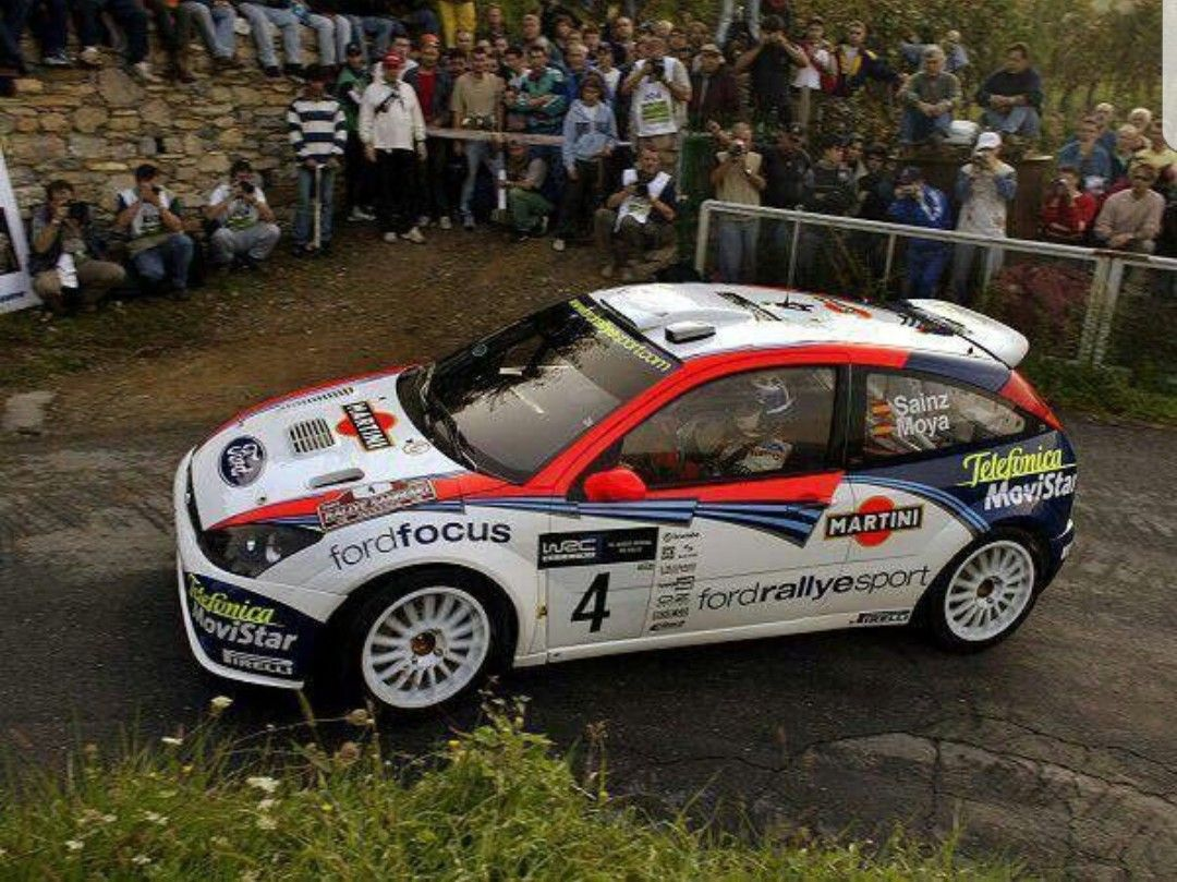 Ford Focus Rs Ford Motorsport Rally Car Rally Racing
