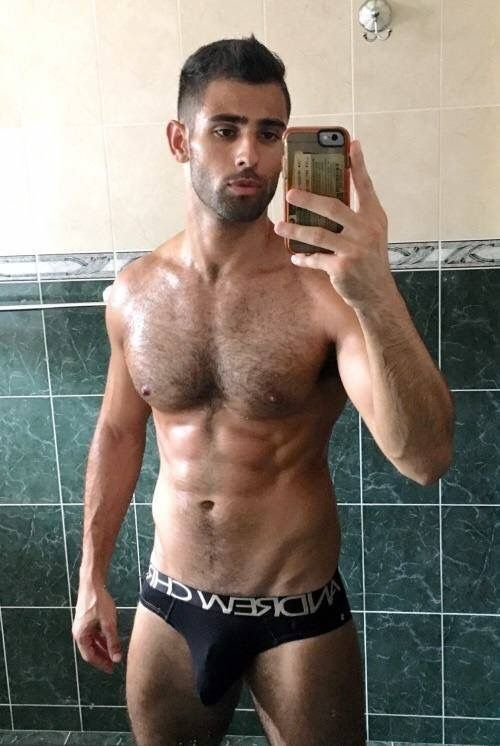 755a627b2a Hairy Men, Cute Guys, Mens Designer Swimwear, Swimming Outfit, Andrew  Christian,